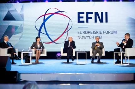 II Europejskie Forum Nowych Idei wSopocie