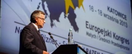 III Europejski Kongres Małych iŚrednich Przedsiębiorstw